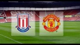 Hasil Pertandingan Tadi Malam 26/12/2015 Stoke City Vs Manchester United 2-0 All Goals Full 2015
