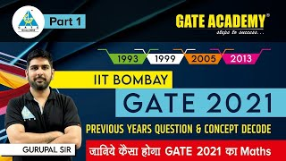 Previous year GATE MATHS Question and concept decode with Gurupal sir| Maths for GATE 202| Live 10pm screenshot 2