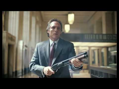 The Dark Knight William Fichtner Scene