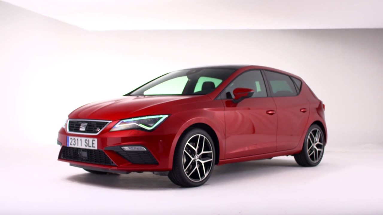 foto de The New SEAT Leon 5D Desire Red FR Exterior Design AutoMotoTV YouTube