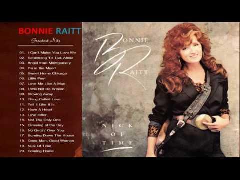 Bonnie Raitt Greatest Hits_Best Songs of  Live Collection