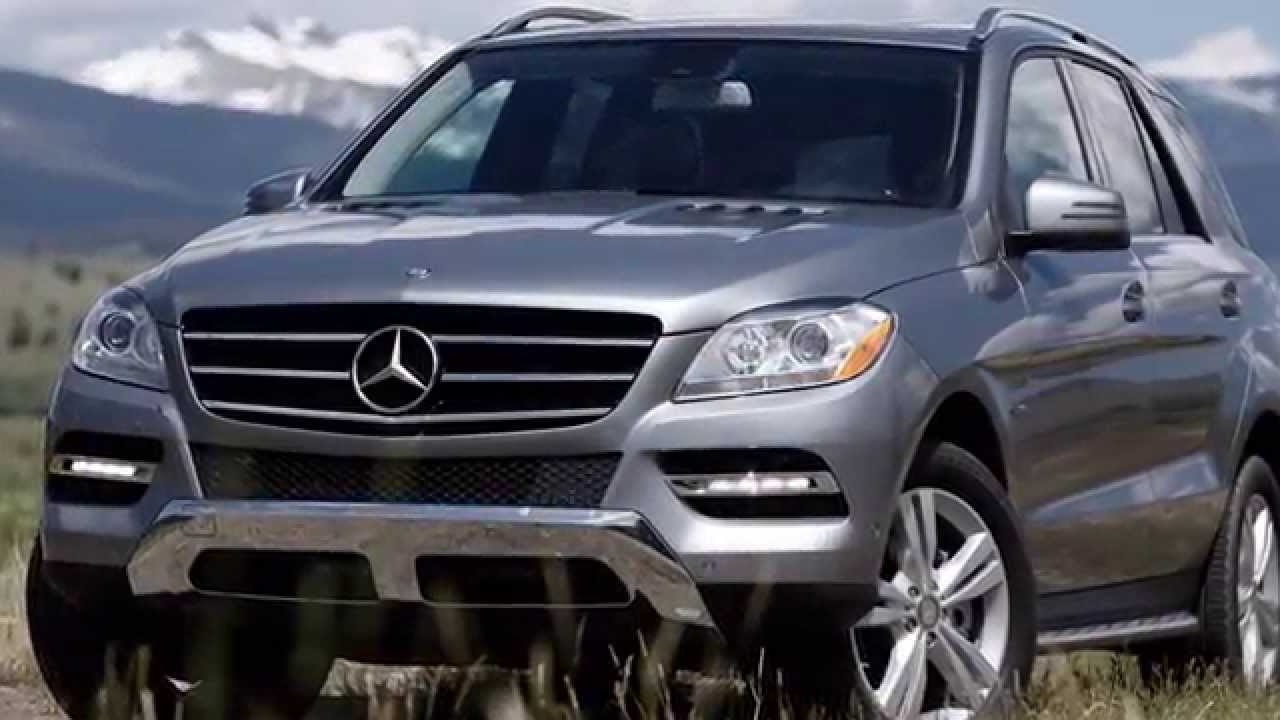 2013 mercedes benz ml350 bluetec 4matic vs porsche cayenne. Black Bedroom Furniture Sets. Home Design Ideas