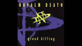 Watch Napalm Death Antibody video