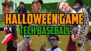 HALLOWEEN GAME | ATU BASEBALL (Stephen Knez)