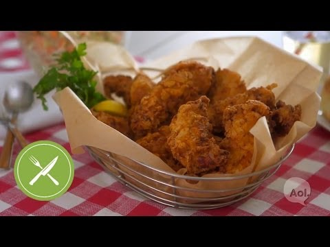 Fried Chicken Tenders  Kitchen Daily