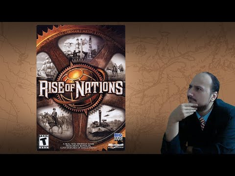 """Gaming History: Rise of Nations """"Civilization in real time"""""""
