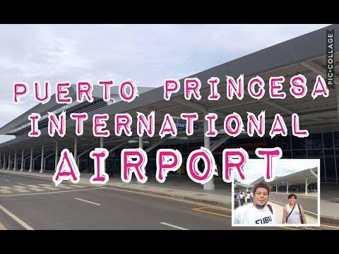 NEW OPEN | PUERTO PRINCESA INTERNATIONAL AIRPORT | PALAWAN