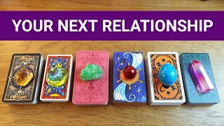 WILL I  MEET SOMEBODY SOON? 💖 *Pick A Card* Love Tarot Singles Soulmate YOUR NEXT RELATIONSHIP