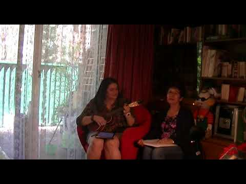Ann Crossland duet with Kath Herft TAKE ME HOME,COUNTRY ROADS