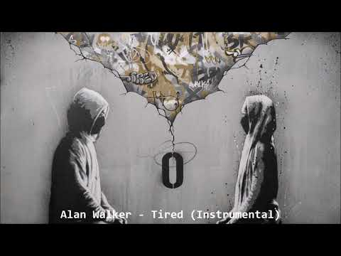 Alan Walker - Tired (Instrumental)