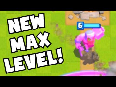 clash royale level 6 legendary