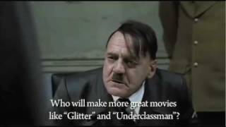 Hitler finds out about the Eminem Mariah Carey diss track