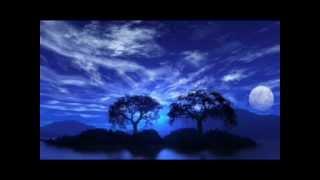 Волшебное сияние лунной ночи.Медитация