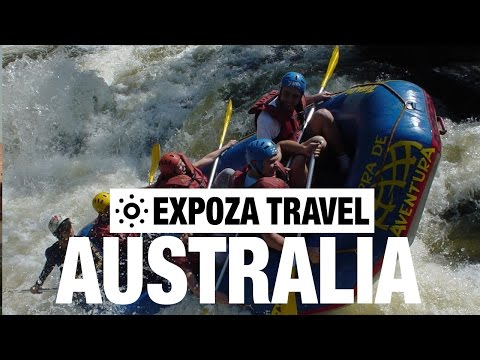The East Coast (Australia) Vacation Travel Wild Video Guide