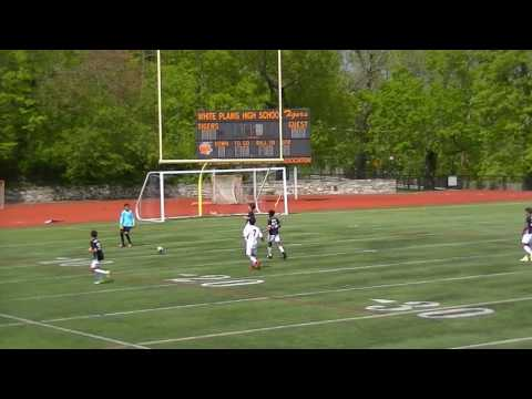 u13 White Plains Soccer vs Manhattan Soccer Club 5/6/17