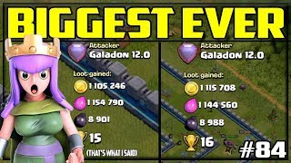 The BIGGEST EVER in Clash of Clans? GEM, Farm, Fix That Rush #84