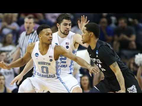 Butler vs. North Carolina: Extended Game Highlights