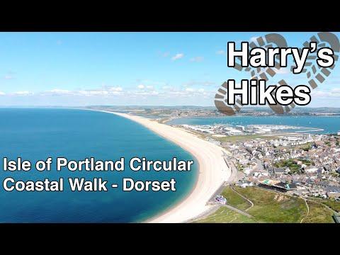 Isle of Portland Circular Coastal Walk - Dorset | Harry's Hikes