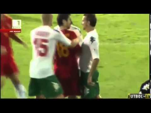 BULGARIA 1 -ARMENIA 0 FULL HIGHLIGHTS WORLD CUP QUALIFIER HD Драка!! FIGHT!!