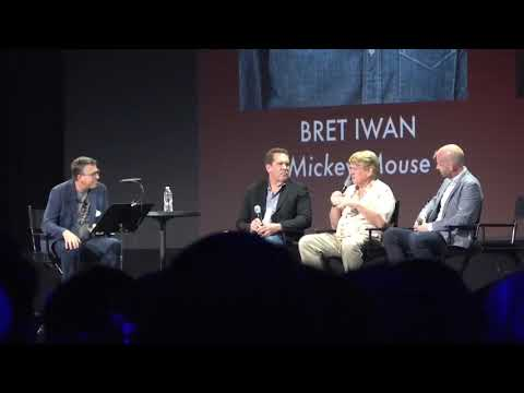 Voices of Mickey, Goofy, Donald, & Pluto! Disney Character Voices 30th Anniversary - D23 Expo