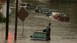 USA hurricanes TEXAS HOUSTON FLOOD HEAVY RAIN LATEST