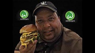 Wahlburgers ~ Triple Decker Burger REVIEW!