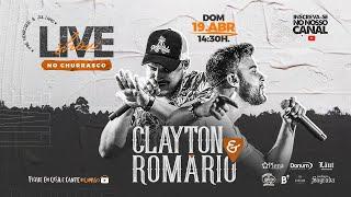 Baixar Clayton e Romário LIVE
