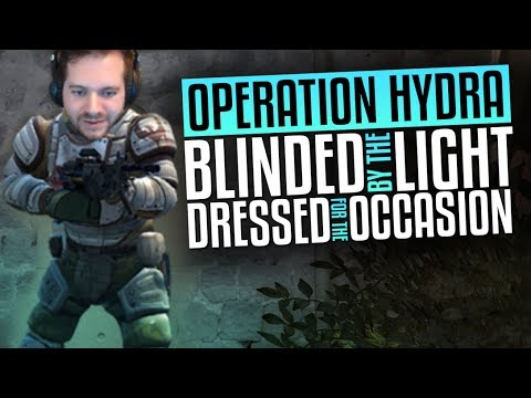 Operation Hydra Pt. 3 w/ m0E - Blinded By the Light and Dressed for the occasion