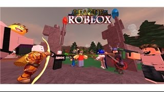 League of Roblox: What happens when you feed a Doge? (Unfinished Editing)