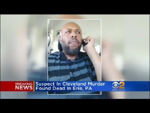 Suspect In Cleveland Facebook Murder Found Dead In Erie, PA