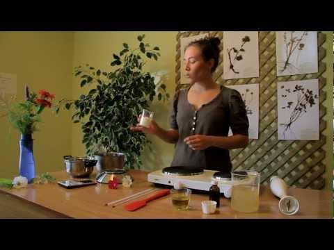 Cours sur vidéo: fabrication de crème naturelle - Académie Herboliste - Herboristerie