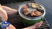 El Fuego Rauchfreier Holzkohlegrill Tulsa : Florabest lidl holzkohle grill mit aktivbelüftung im test [deutsch