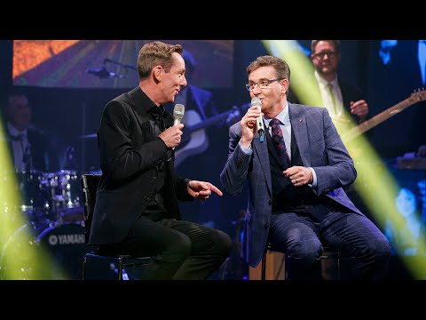 "Ryan Tubridy & Daniel O'Donnell Duet - ""King Of The Road"" 