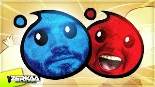 MOST IMPOSSIBLE MULTIPLAYER RAGE GAME! (Bouncing Over It with Friends)