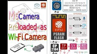 m5stack-esp32-camera suggestion