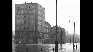 Hochwasser in Karl-Marx-Stadt 1954