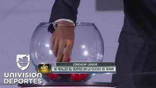 Así quedaron los cruces de la Liga de Campeones de la Concacaf en su nuevo formato