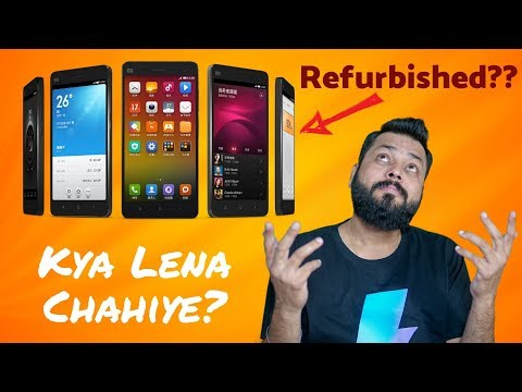Refurbished Smartphones - Are They Any GOOD??