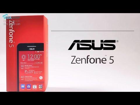 ร้านขายมือถือ - รีวิว Asus Zenfone 5