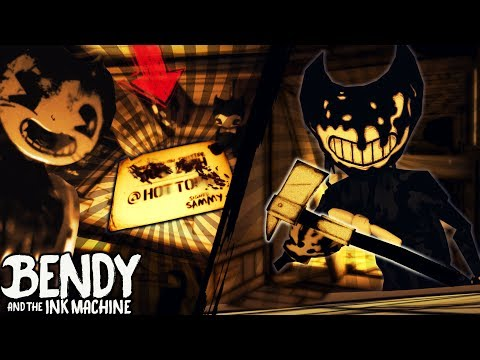 CHAPTER 3 RELEASE DATE?! SECRET CUTSCENE & NO AXE GAMEPLAY | Bendy and the Ink Machine [Chapter 2]