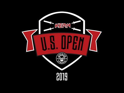 2019 Kern US Open Powerlifting Meet - Day 1 Live Stream