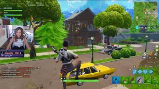 Fortnite Are You Pokimane Omg I Beat My Meat To You