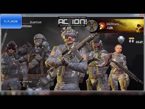 Warface rankedmatch hacker supported by [All]Stars clan CQB & Maniaci &AS4P_ROCKY