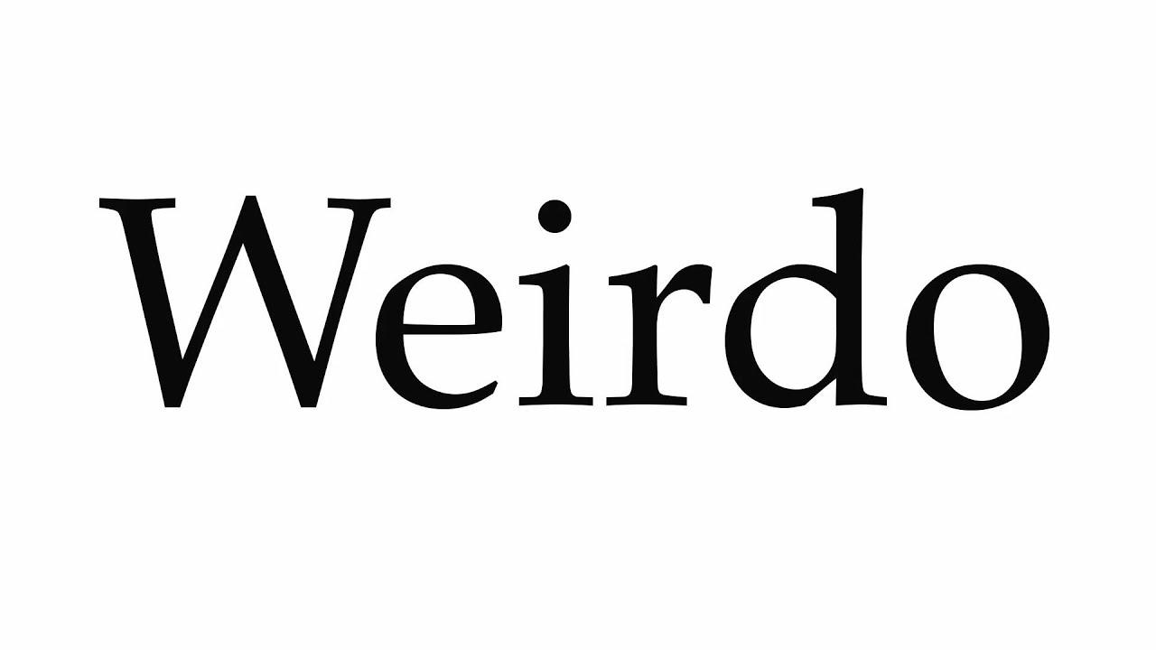 The Word Weirdo | www.pixshark.com - Images Galleries With ...