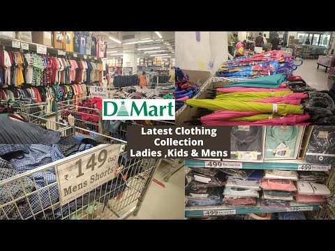 Dmart Clothing Collection 😲BUy1 Get 1 || Starts @ 79rs || 😲Latest Lockdown Offers from YouTube · Duration:  10 minutes 19 seconds