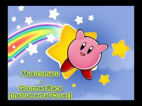 Kirby - Gourmet Race (Instrumental Cover)