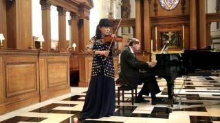 Manuel de Falla : Spanish Dance スペイン舞曲