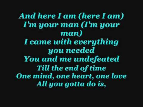 Trey Songz-One love lyrics
