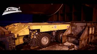 Перевозка самого тяжелого в истории России груза(Вспомним, как это было. Реактор гидрокрекинга общим весом 1360 тонн перевозят для нефтеперерабатывающего..., 2015-01-22T07:54:48.000Z)