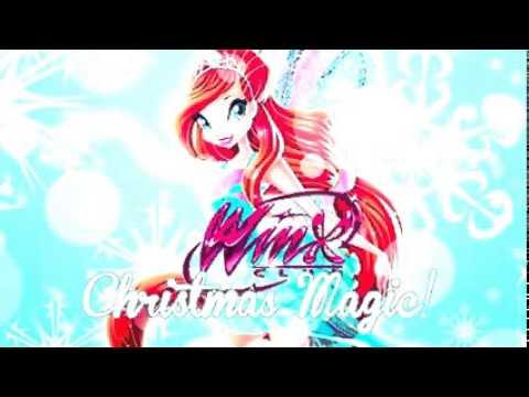 Winx Club season 5 Christmas Magic (1 HR LONG) song